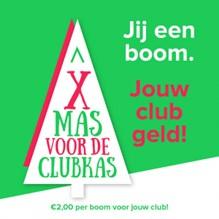 Kerstboom via STG Hoorn