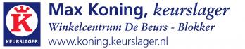 Max Koning, keurslager
